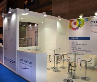 Stand para CTP System