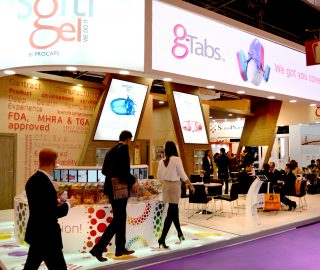 Stand empresarial G-Tabs