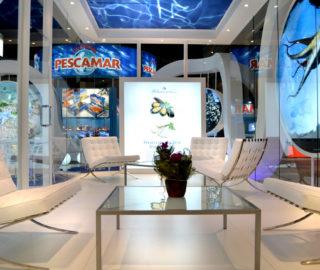 Interior stand Pescamar