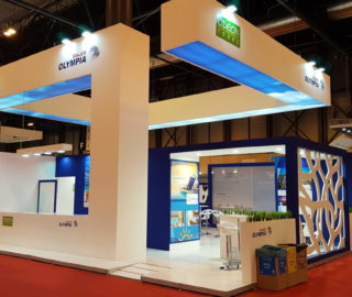 Stand ferial Viajes Olympia