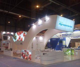 Stand empresaarial Grupo Agroponiente